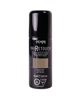 Echosline Hair Retouch Spray  Light Chestnut 75ml