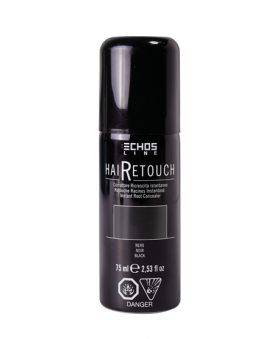 Echosline Hair Retouch Spray Black 75ml