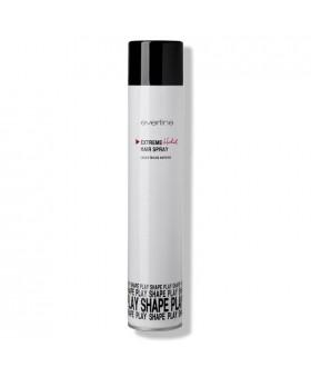 Everline Play Shape Extreme Hold Hair Spray Lac 500ml