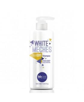 BbCos White Meches Shampoo 500ml