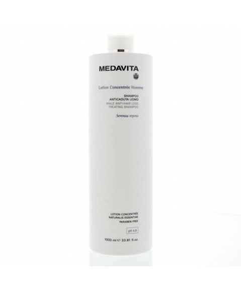 Medavita Lotion Concentree Homme Shampoo 1000ml